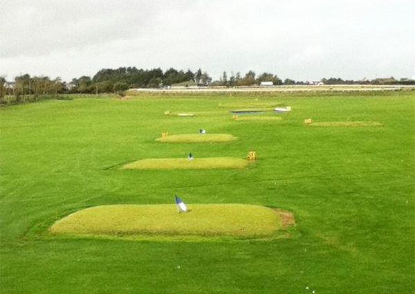 Newtown Golf Practice Range