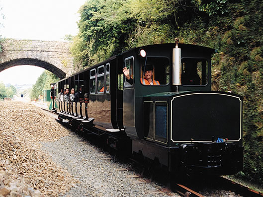 Suir Valley Railway