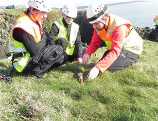 Tramore Cliff Rescue