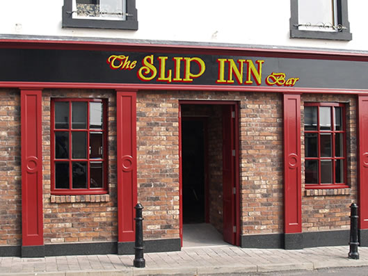 the slip inn