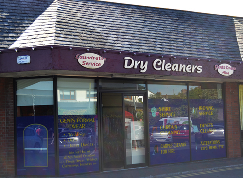 tramore drycleaners